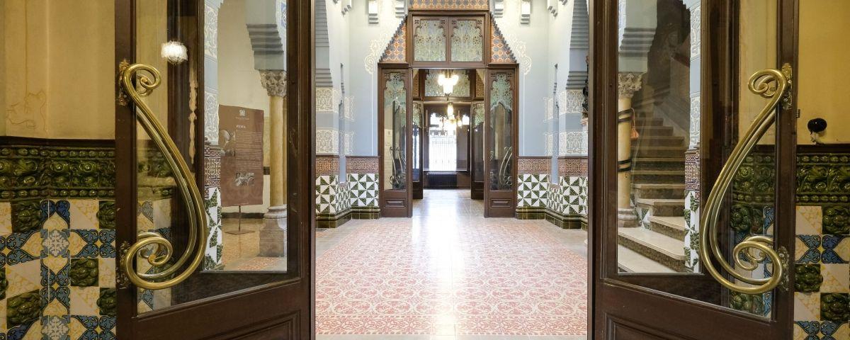 Capgròs: Tot A Punt Per A Les Visites Guiades A La Casa Coll I Regàs
