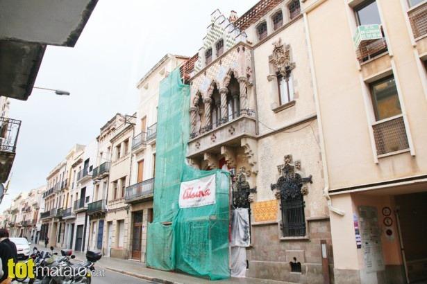 El Tot Mataró: El Detalls De La Restauració De La Casa Coll I Regàs
