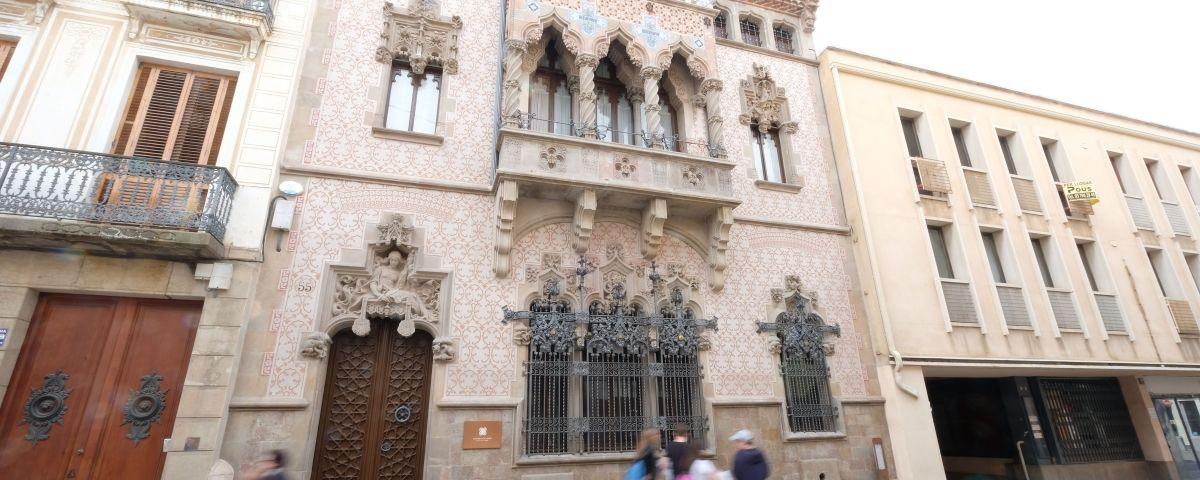 Capgròs: Portes Obertes A La Casa Coll I Regàs Amb Motiu De L'Any Puig I Cadafalch
