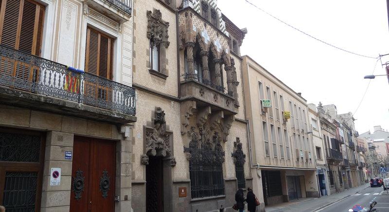 Els Punt Avui: Els Arquitectes Volen Recuperar L'esplendor De La Casa Coll I Regàs De Mataró