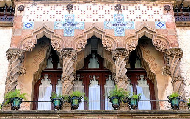 Descobrir: La Casa Coll I Regàs De Mataró Recupera La Seva Esplendor