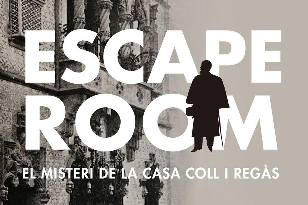 Escape Room | El Misteri De La Casa Coll I Regàs