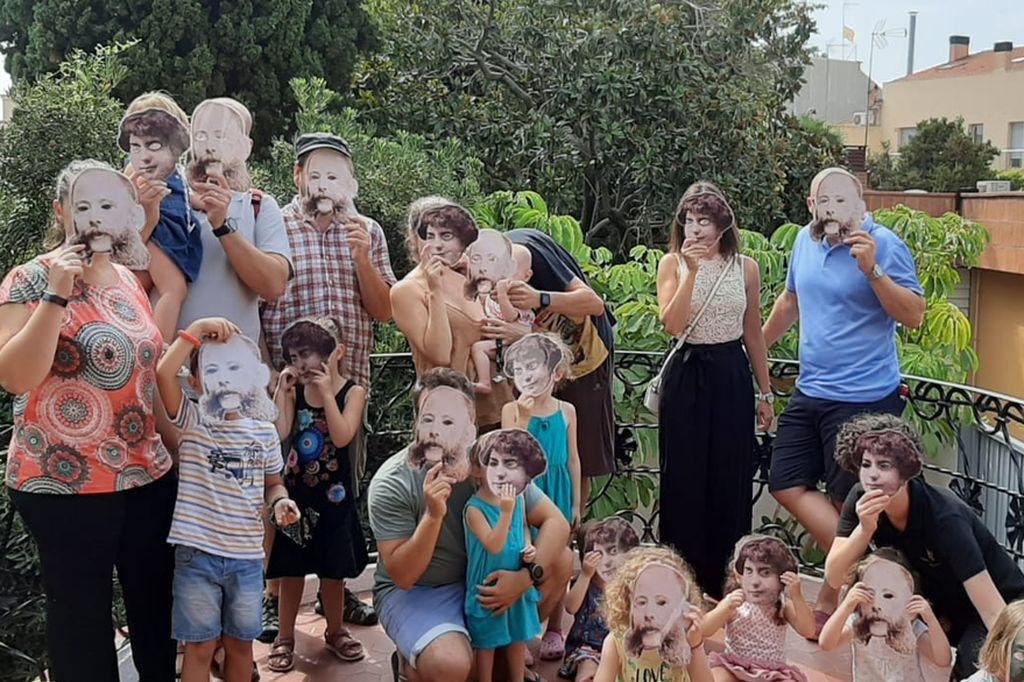 Visits & Family Workshop