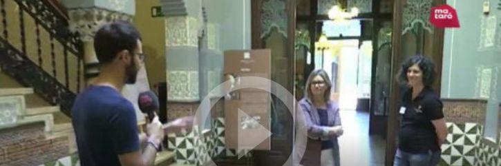 Connexió Cases Icòniques Casa Coll I Regàs | Mataró Audiovisual