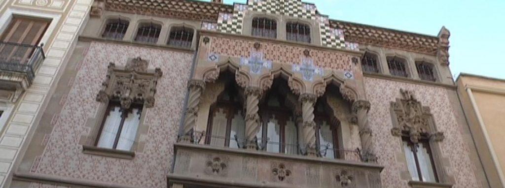 La Casa Coll i Regàs se suma a la xarxa de cases catalanes icòniques