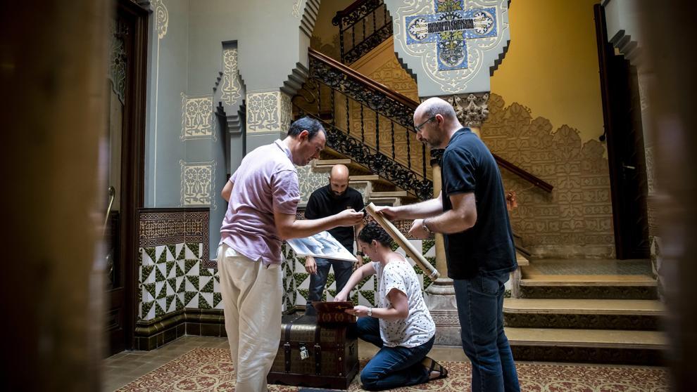 El Misterio De La Casa Coll I Regas   La Vanguardia
