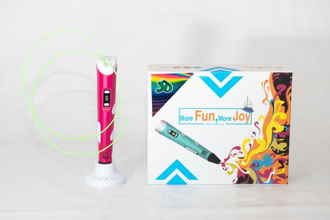 3D Pen + 2 Adult Tickets For Family Workshop