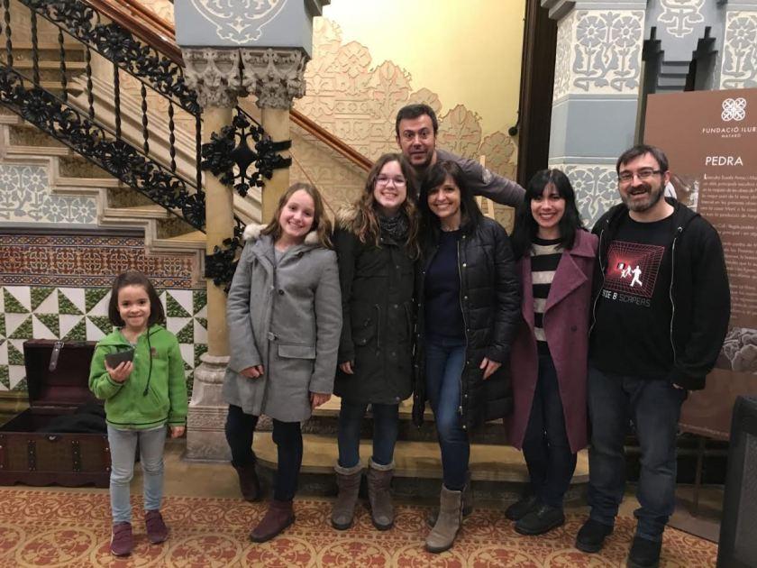 El Misteri De La Casa Coll I Regàs | Serie B Scapers