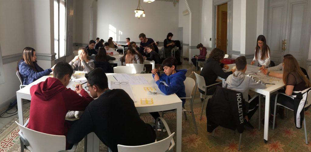 """La Fundació Iluro i l'Escola GEM presenten el projecte educatiu """"JO PUC CANVIAR-HO. L'OBRADOR D'ILURO, DELS DEBATS A L'ACCIÓ"""""""