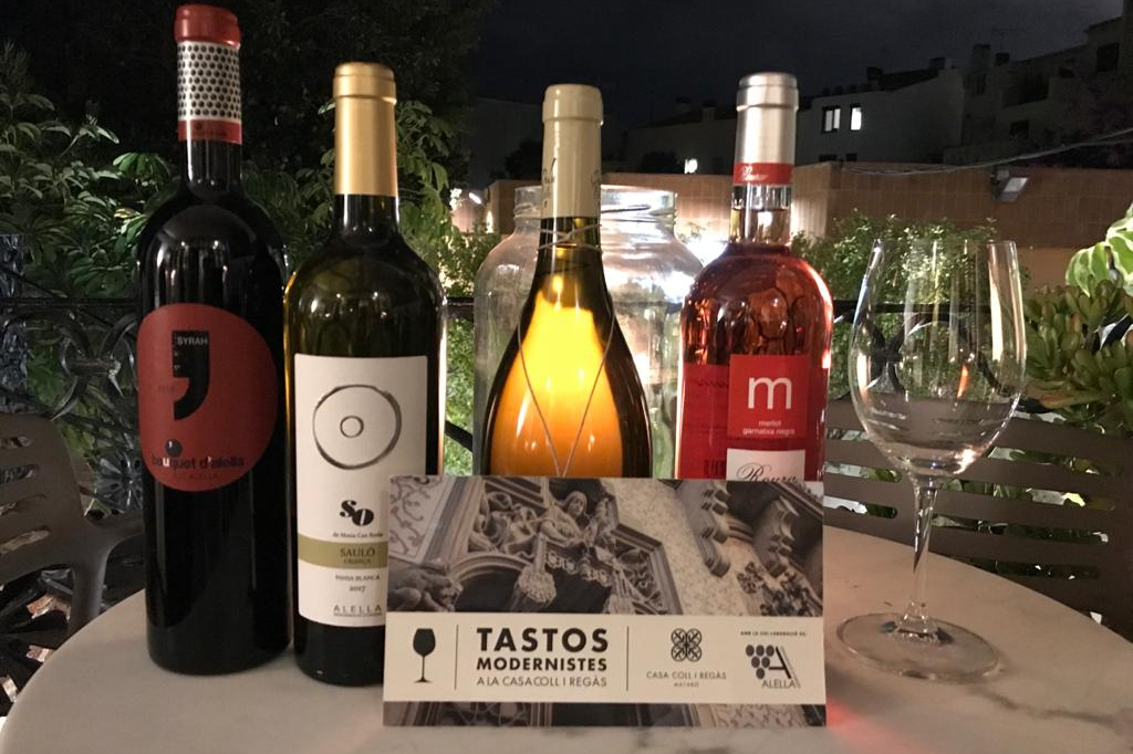 Pairing Wines With Modernism
